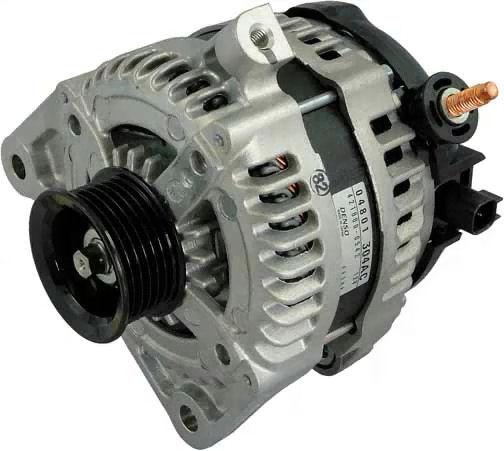 Tucsonalternator: Alternator Jeep Wrangler 2007 3.8L 6 Cyl