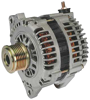 Lester 13939 13939a A 2003 Nissan Altima 2 5l Alternator