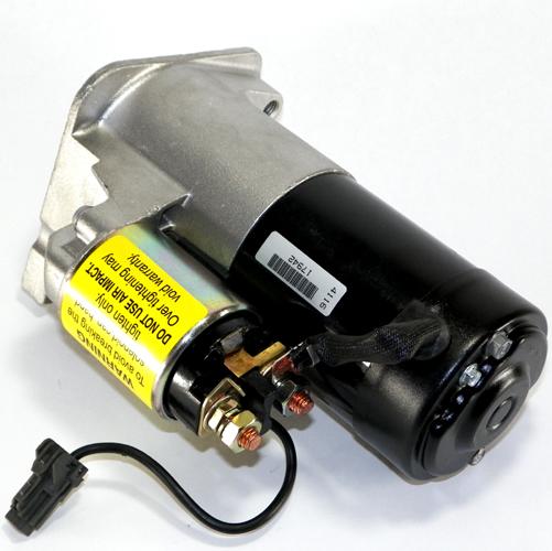 Tucsonalternator: Starter Nissan Frontier 2005 4.0L