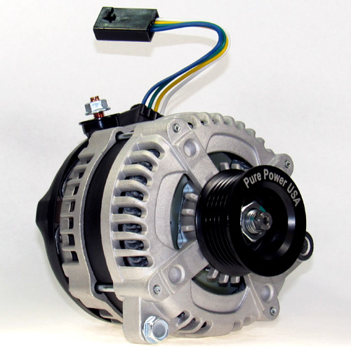 Tucson Alternator Part Number 8165ND260