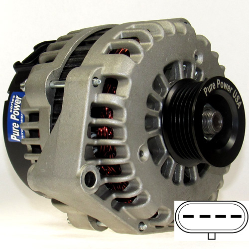 Tucson Alternator Part Number 8292-240