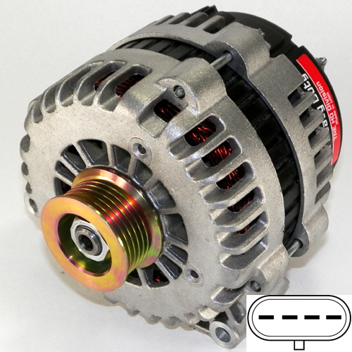 Tucson Alternator Part Number 8292-250