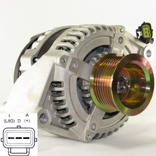 Tucson Alternator Part Number 8304ND240
