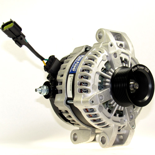 Tucson Alternator Part Number 8307ND320